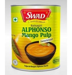 Alphonso Mango Pulp (India) 850gm