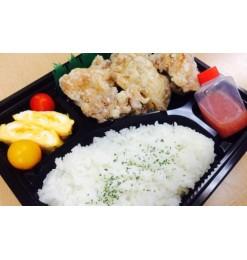 Fried Chicken Bento