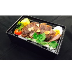 Halal Steak Bento