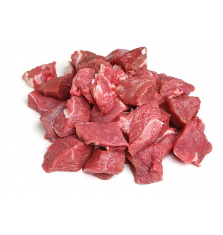 Mutton Dice (Boneless)