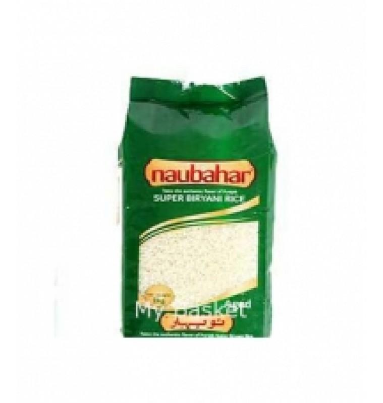 Basmati Rice (Naubahar) 6X5kg (Special Offer)