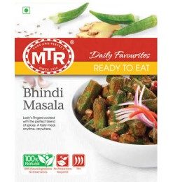 Bhindi Masala (MTR)