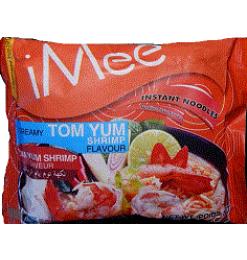 Creamy Tom Yum Flavor Noodles