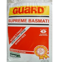 Basmati Rice (Guard) 5kg