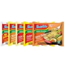 Assorted Noodles All Taste (Indomie)