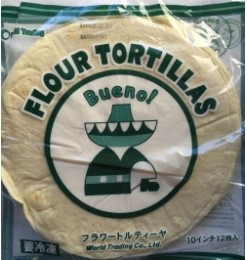 Ruti Big / Flour Tortillas (Bueno)
