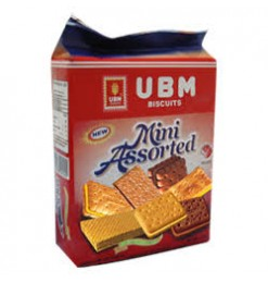 Mini Assorted Biscuit (UBM)