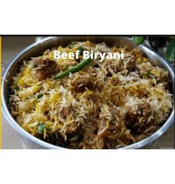 Beef Biryani (Heat & Eat)