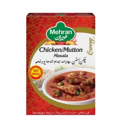 Chicken/ Mutton Masala (Mehran) 50gm