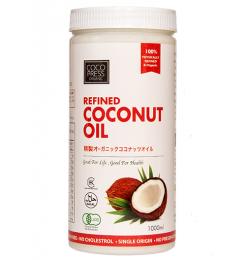Coconut Oil (Refined) (Coco Press) 1000ml