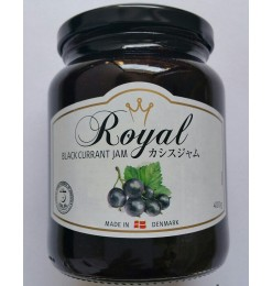 Black Currant Jam - 400gm
