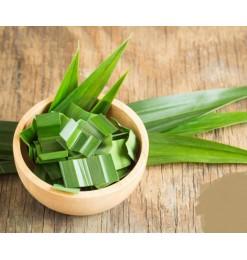 Daun Pandan / Pandanus Leaf / Rampe - 50gm