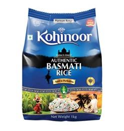 Basmati Rice (Kohinoor) 1kg