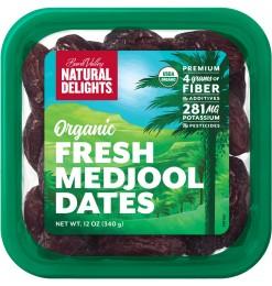Dates (Fresh Organic Medjol)