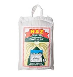 Basmati Rice (Naz) 5kg