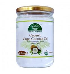 Coconut Oil White (Sri Lanka) 500ml
