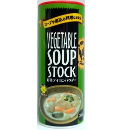 Vegetable Soup Stock / Vegetable Bouillon Powder - 200gm